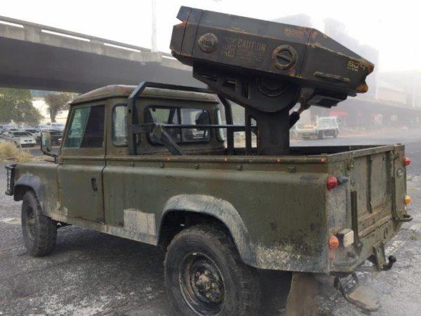 Movie Vehicles, 4x4 Movie vehicles