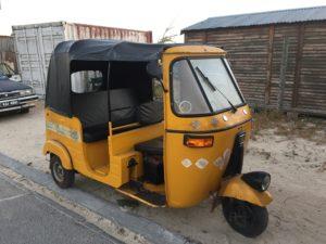 rent a tuktuk