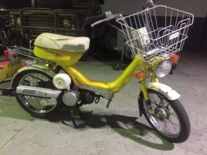 Suzuki FA prop car