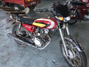 movie bike prop