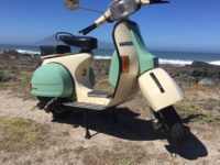rent a vespa for film shoot