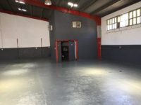 Film set warehouse rental