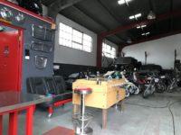 vehicle warehouse rental