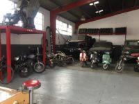 art t hire warehouse in Voortrekker road, salt river cape town