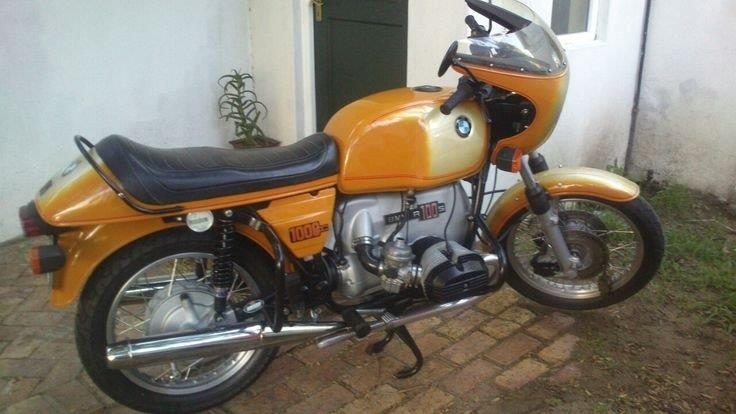 BMW R100s 1979