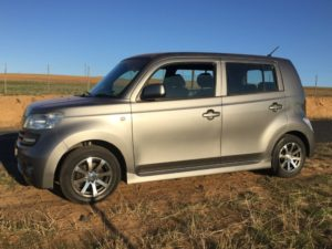 daihatsu vehicle rental for film