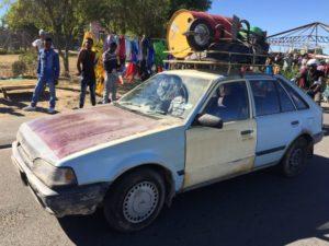 car rental for film